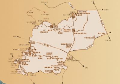 云阳国家森林公园旅游攻略